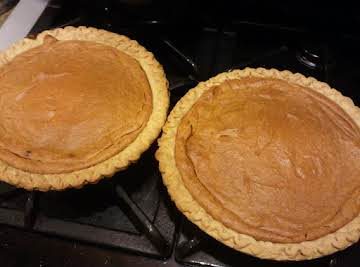 Deep Dish Sweet Potato Pies