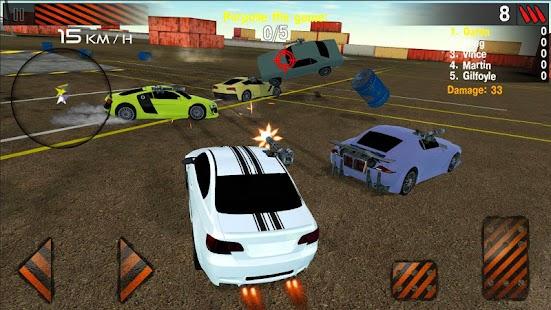 Crash Day : Derby Simulator Screenshot