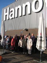 Photo: Besichtigung des Flughafens Hannover