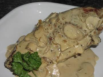 Chicken Supreme Dijon
