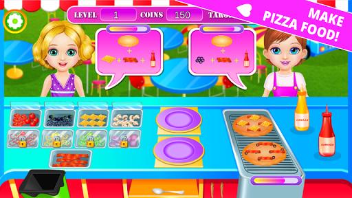 Street Food Kitchen Chef - Cooking Game 1.1.6 screenshots 5