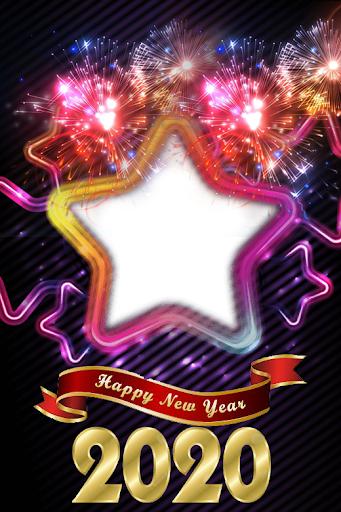 Happy New Year 2021 Photo Frames Apk 2