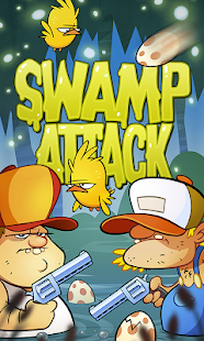 Swamp Attack- screenshot thumbnail