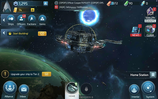 Star Treku2122 Fleet Command apkdebit screenshots 21