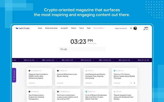 Learn Crypto