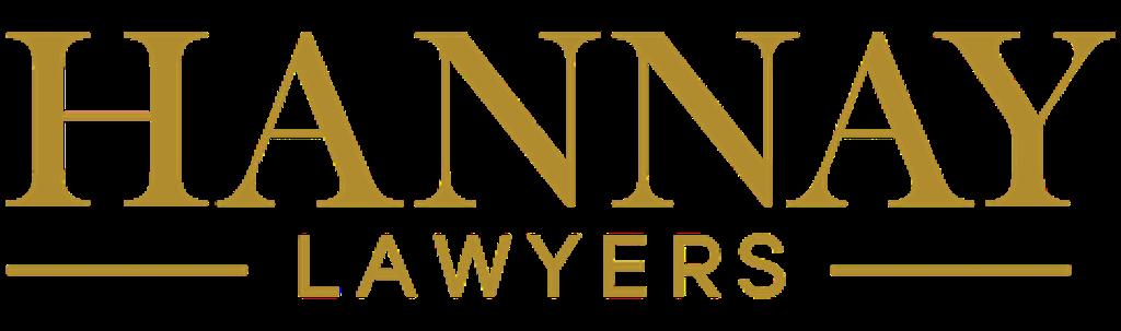 Hannay Logo in Gold