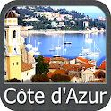 Cote d'Azur GPS Map Navigator icon
