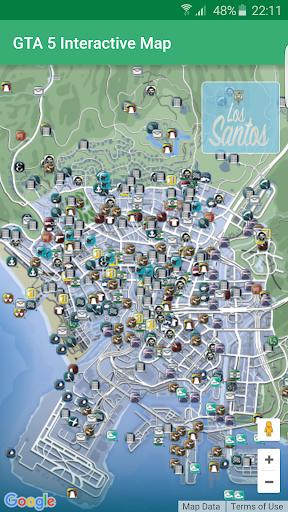 Unofficial GTA 5 Map 1.0 screenshots 2