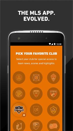 MLS: Live Soccer Scores & News 18.66.2 screenshots 1