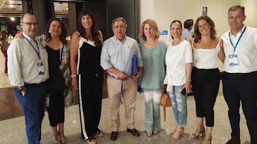 Representantes populares de Almería y Andalucía