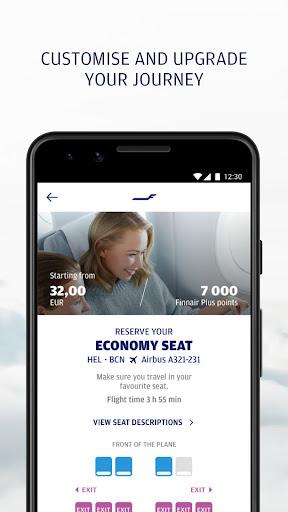 Finnair 1.21.2 screenshots 2