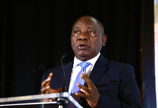 """We cannot continue to be living in a country where people just take potshots at other people who hold a different view and kill them'"" said Ramaphosa."