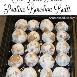 Bourbon Pecan Praline Sauce Recipes