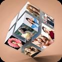 3D Cube PhotoFramePhotoEditor icon
