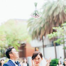 Wedding photographer Shih Long Huang (pinohuang). Photo of 10.04.2016