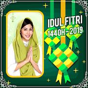 Idul Fitri 2019 Photo Frame Lebaran