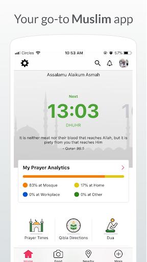 Halal Trip: Food, Restaurant, Travel & Prayer Time screenshot