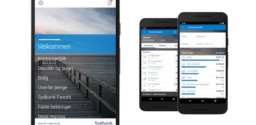 sydbank netbank app