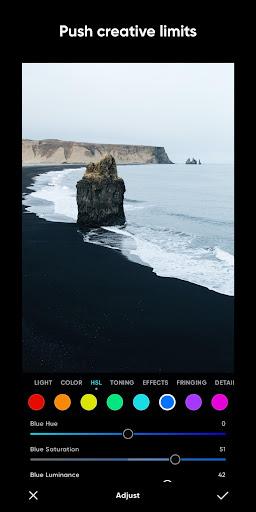 Polarr Photo Editor 6.0.12 screenshots 3