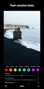 Polarr Photo Editor Pro MOD APK [Pro Subscription Unlocked] 3