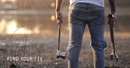 Find Your Fix - Facebook Event Cover item