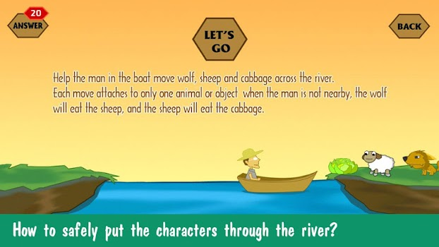 River Crossing IQ