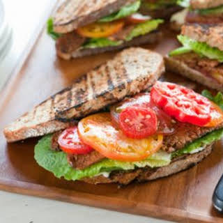 Heirloom Tomato BLTs.