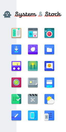 Noizy Icons  screenshots 1