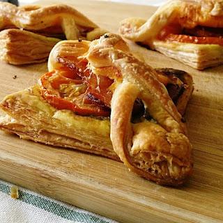 Bacon Pesto Brunch Pastries.