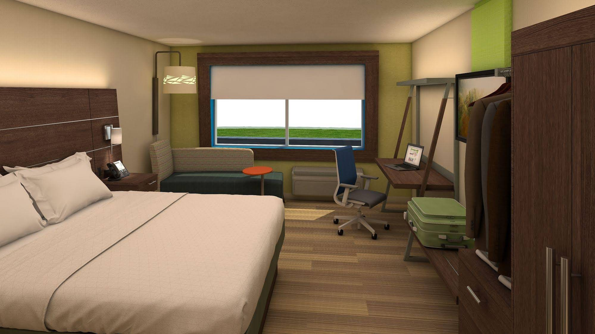 Holiday Inn Express and Suites Columbia City