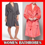Women Bathrobes Designs icon