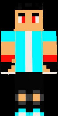 fiz essa skin para meu canal mais se vcs quiserem usar eu dei meu canal : MigoGames ;-;