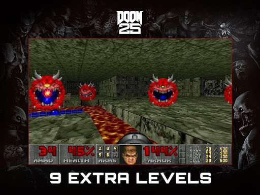 DOOM - screenshot