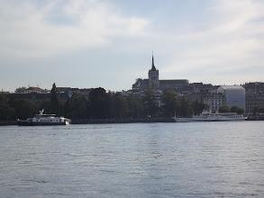 Photo: Chanel on Lake Geneva