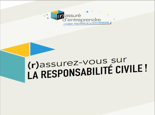 livre blanc La responsabilité civile