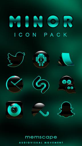 MINOR Icon Pack  screenshots 1