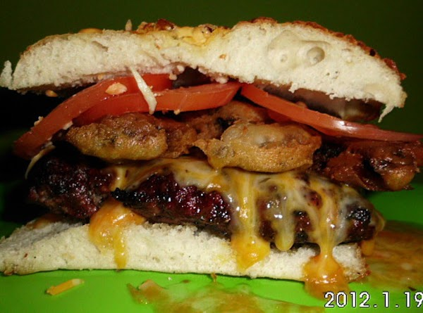 Flavortown Fiesta Burger Recipe
