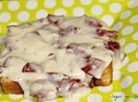 Chipped Beef And Gravy Recipe