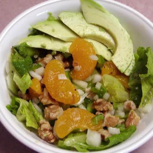 Spinach-arugula Salad Recipe