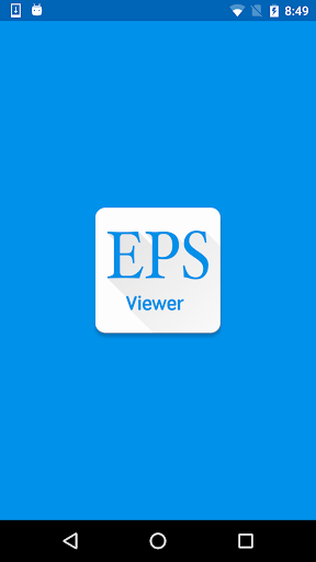 EPS (Encapsulated PostScript) File Viewer  screenshots 1