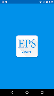 EPS (Encapsulated PostScript) File Viewer - náhled