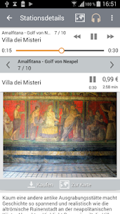 geophon Audioguides- screenshot thumbnail