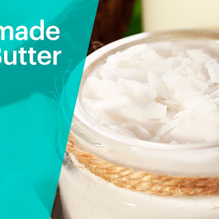 Homemade Body Butter Lotion Recipe