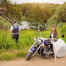 Wedding photographer Alla Kravchenko (allakravchenko). Photo of 14.09.2015