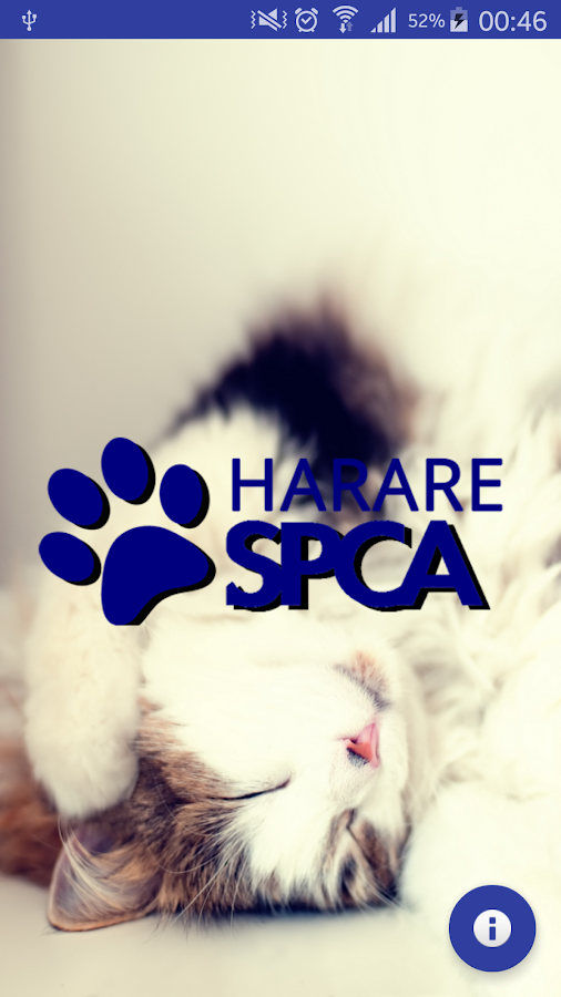 Harare SPCA Admin- screenshot