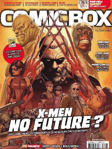 Comic Box Magazine