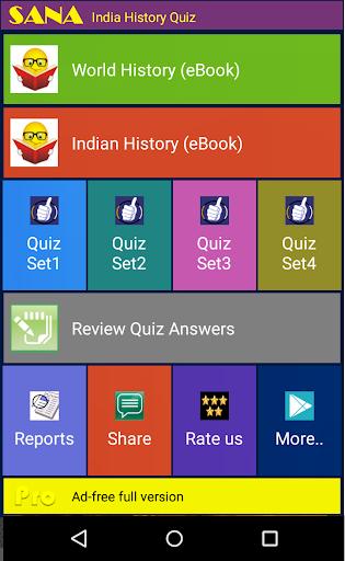 Indian History Quiz