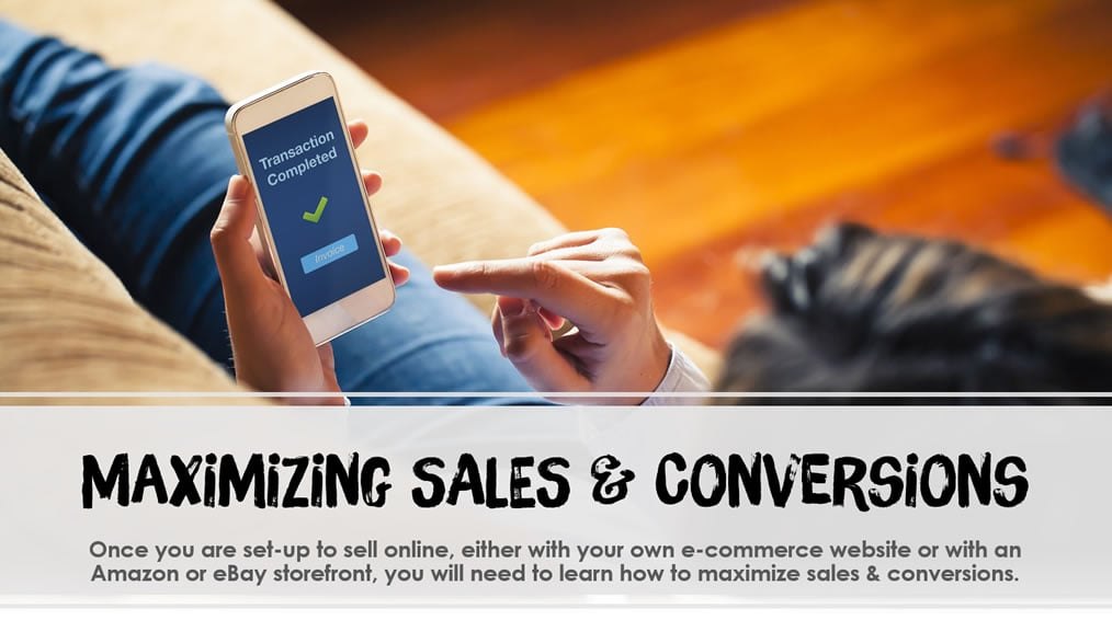 How to Maximize Sales and Conversions in eCommerce