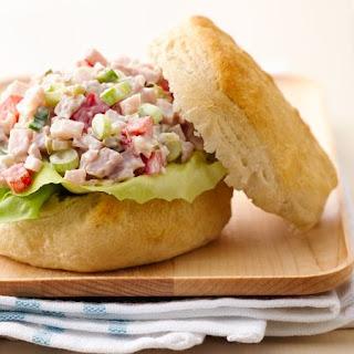 Easiest-Ever Ham Salad.