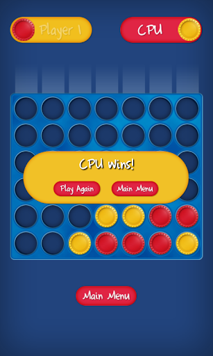 Connect 4 Game screenshot